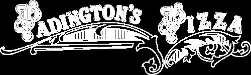 padington's logo white 500x151